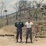 Doug Fletcher and Art Guerrero