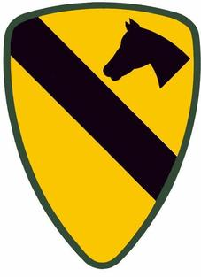 Division Insignia & Patch | 1st Cavalry Division Association