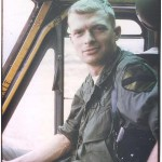 Cav Pilot Jim Bracewell brought out the first LRRP team casualties.