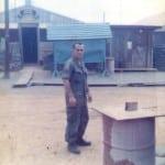 Platoon Sergeant-Lou Carista