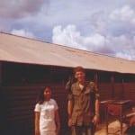 Glen and Ranger Inn Hostess, Sally