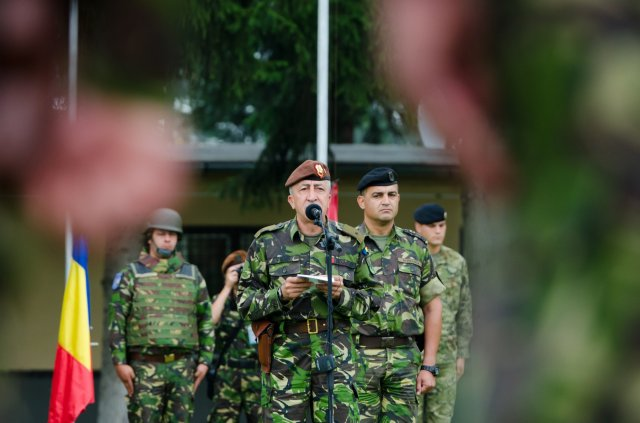 NATO Allies and Partners kick off Getica Saber 17